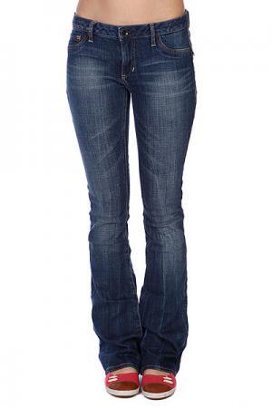 Джинсы женские  Old Jeans Blue Converse. Цвет: синий