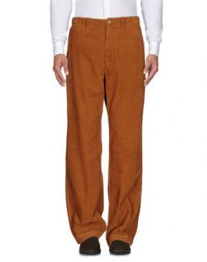 Повседневные брюки EAST HARBOUR SURPLUS. Цвет: верблюжий