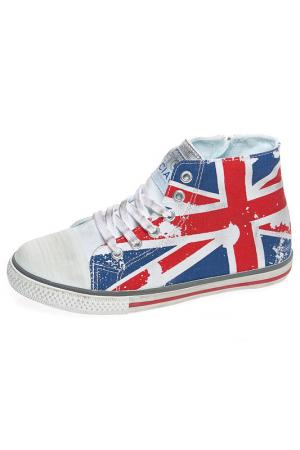 Ботинки Ciao Bimbi. Цвет: синий