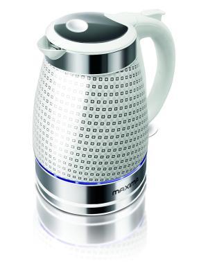 Чайник MAXIMA MK-C352. Цвет: белый