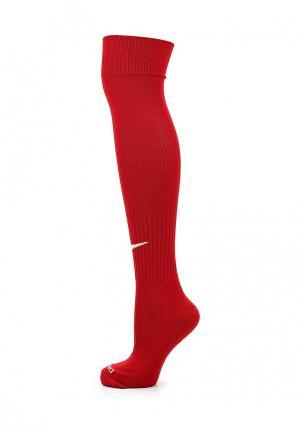 Гетры Nike. Цвет: красный