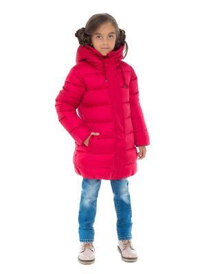 Пальто Luce della Vita. Цвет: темно-красный