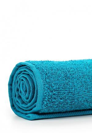 Полотенце Arloni. Цвет: бирюзовый