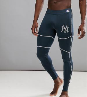 Majestic Джоггеры New York Yankees. Цвет: темно-синий
