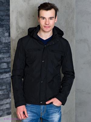 Куртка Conver Vintage. Цвет: черный