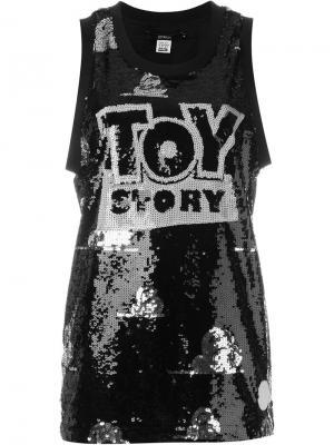 Майка Toy Story Joyrich. Цвет: чёрный