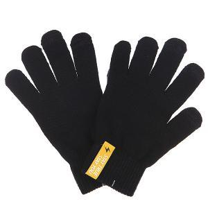 Перчатки  Touchgloves Black TrueSpin. Цвет: черный