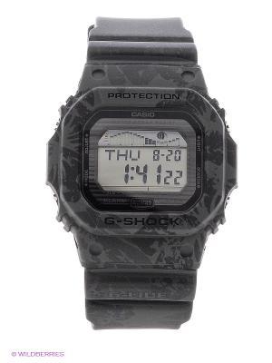 Часы G-Shock GLX-5600F-1E CASIO. Цвет: черный