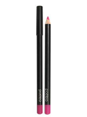 Кремовый карандаш для губ  MANGO тон 78 POETEA. Цвет: фуксия