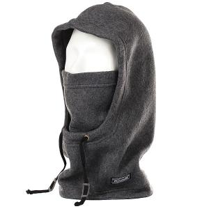 Балаклава  Hunter Balaclava Charcoal Dakine. Цвет: серый