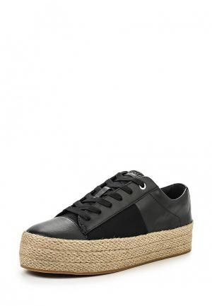 Кеды DKNY Active. Цвет: черный