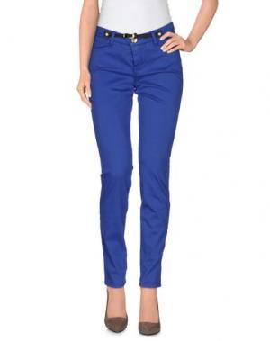 Повседневные брюки JECKERSON. Цвет: синий