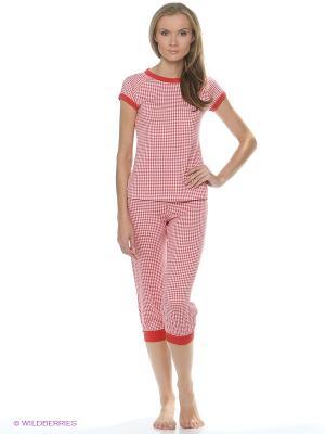 Пижама Vaide. Цвет: красный