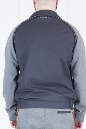 Куртка DENIS SIMACHEV. Цвет: серый