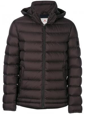 Куртка-пуховик Peuterey. Цвет: коричневый