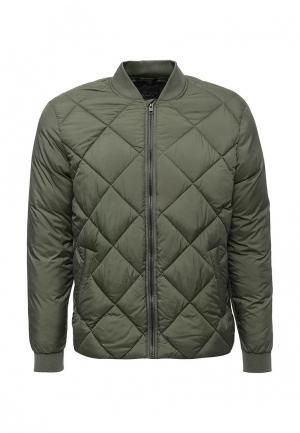Куртка Jack & Jones. Цвет: зеленый