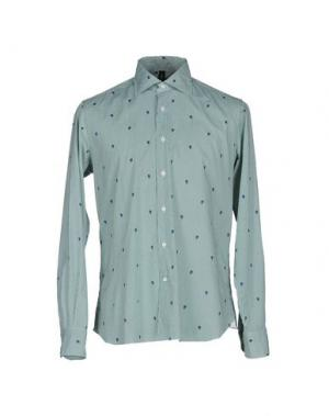 Pубашка ORIAN. Цвет: зеленый