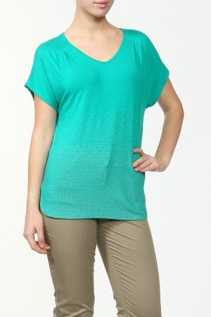Блуза Ikiler. Цвет: зеленый
