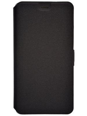 Чехол-книжка для Xiaomi RedMi 4 PRIME book. Цвет: черный