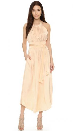 Макси-платье Jennah Jill Stuart. Цвет: ваниль