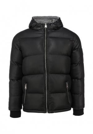 Куртка утепленная Criminal Damage. Цвет: черный