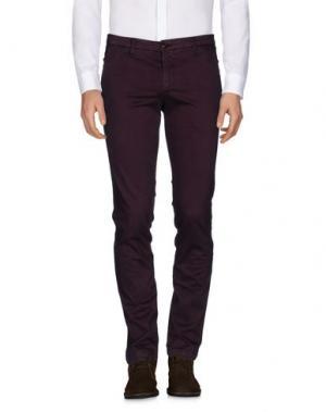 Повседневные брюки MANUEL RITZ. Цвет: какао
