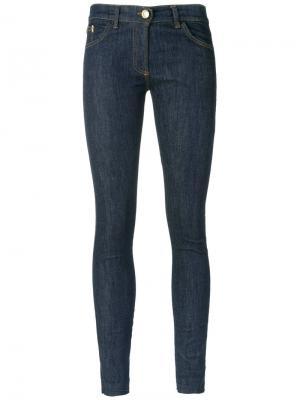 Skinny jeans Andrea Bogosian. Цвет: синий