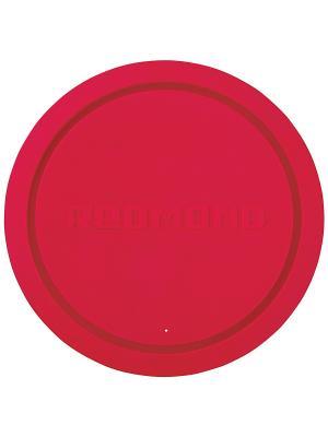 Крышка силиконовая универсальная RAM-PLU1 REDMOND. Цвет: бордовый
