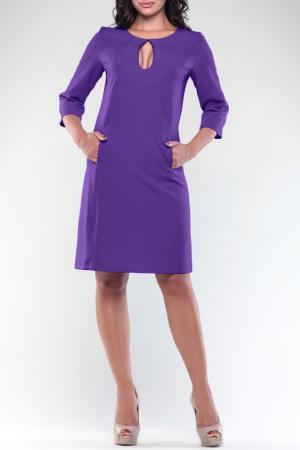Платье REBECCA TATTI. Цвет: фиалковый