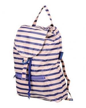 Рюкзаки и сумки на пояс BAGGU. Цвет: пастельно-розовый