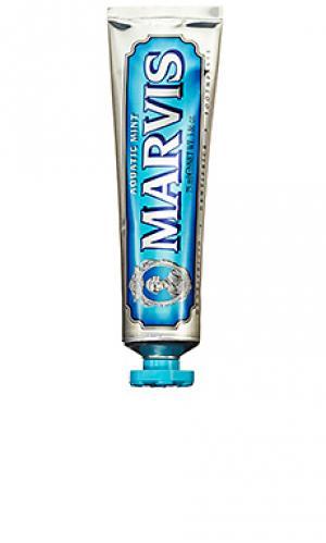 Зубная паста aquatic Marvis. Цвет: none