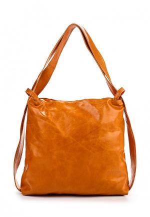 Рюкзак Moronero. Цвет: оранжевый
