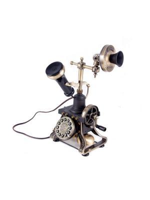 Телефон ретро Русские подарки. Цвет: бронзовый