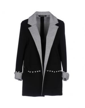 Пиджак NAUGHTY DOG. Цвет: черный