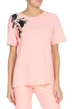 Рубашка PHILOSOPHY. Цвет: розовый