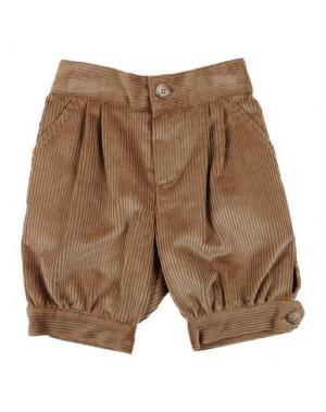 Повседневные брюки ARC-EN-CIEL. Цвет: песочный