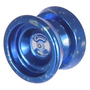 Йо-йо  G Funk Blue/White Aero-Yo. Цвет: синий,белый