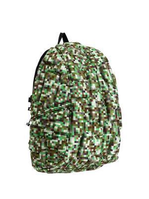 Рюкзак MadPax. Цвет: зеленый, хаки