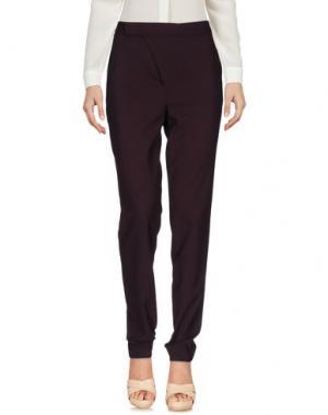 Повседневные брюки FILIPPA K. Цвет: баклажанный