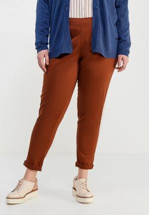 Брюки OVS. Цвет: коричневый