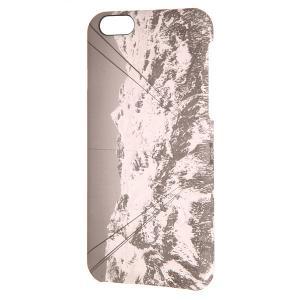 Чехол для iPhone 6  Mitt Print Case Lift Nixon. Цвет: серый
