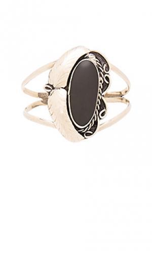 Браслет two raven Natalie B Jewelry. Цвет: металлический серебряный