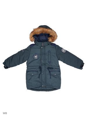 Куртка Rusland. Цвет: синий