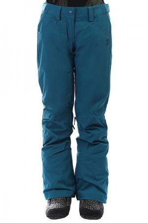 Штаны сноубордические женские  Qanik Ink Blue Rip Curl. Цвет: синий