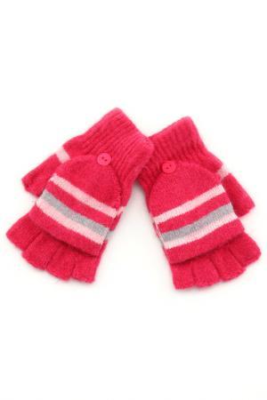 Перчатки CHILLOUTS. Цвет: фуксия