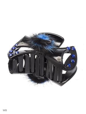 Краб Gusachi. Цвет: черный, синий