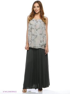 Блуза Amado Barcelona. Цвет: серый