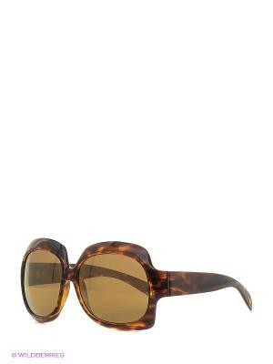 Солнцезащитные очки P 017 C3 Cesare Paciotti. Цвет: коричневый