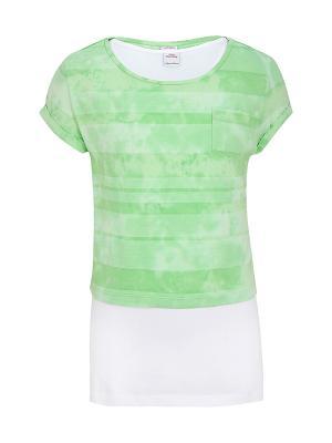 Комплект одежды S.OLIVER. Цвет: зеленый