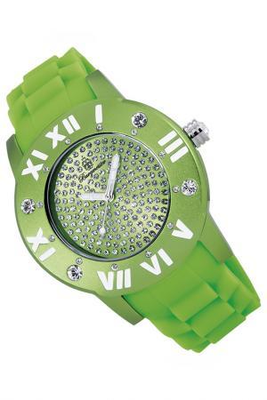 Quartz watch Burgmeister. Цвет: green